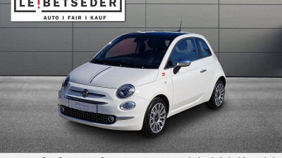 Fiat 500 FireFly Hybrid 70 Star – Austria Edition bei HWS || Autohaus Leibetseder GmbH in