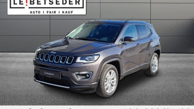Jeep Compass 1.3 PHEV AT 4xe Limited bei HWS || Autohaus Leibetseder GmbH in