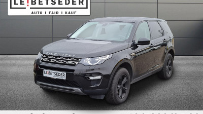 Land Rover Discovery Sport 2,0 TD4 4WD SE Aut. bei HWS || Autohaus Leibetseder GmbH in