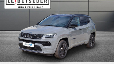 Jeep Compass 1.3 PHEV S AT 4xe bei HWS    Autohaus Leibetseder GmbH in