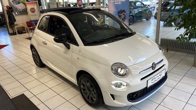 Fiat 500C FireFly Hybrid 70 Google bei HWS || Autohaus Leibetseder GmbH in