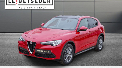 Alfa Romeo Stelvio Magnifica 2,2 ATX AWD bei HWS || Autohaus Leibetseder GmbH in