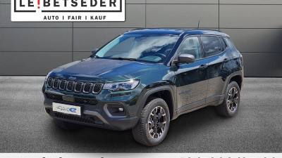Jeep Compass 1.3 PHEV Trailhawk AT 4xe bei HWS    Autohaus Leibetseder GmbH in