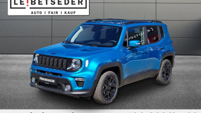 Jeep Renegade 1.3 PHEV AT 4xe Night Eagle bei HWS    Autohaus Leibetseder GmbH in