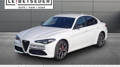 Alfa Romeo Giulia Veloce 2,0 280 AT AWD bei HWS || Autohaus Leibetseder GmbH in