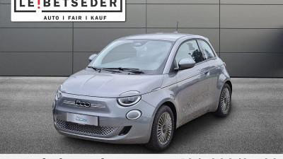 Fiat 500 Elektro Icon 42 kWh bei HWS || Autohaus Leibetseder GmbH in