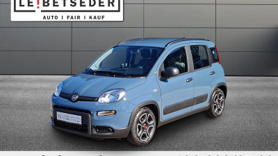 Fiat Panda 4×2 FireFly Hybrid 70 City Life bei HWS || Autohaus Leibetseder GmbH in