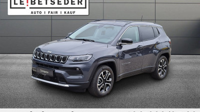 Jeep Compass 1.3 Multiair Limited T4 FWD 6DDCT bei HWS || Autohaus Leibetseder GmbH in