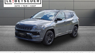 Jeep Compass 1.6 Multijet S FWD 6MT bei HWS || Autohaus Leibetseder GmbH in