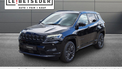 Jeep Compass 1.3 Multiair S T4 FWD 6DDCT bei HWS || Autohaus Leibetseder GmbH in